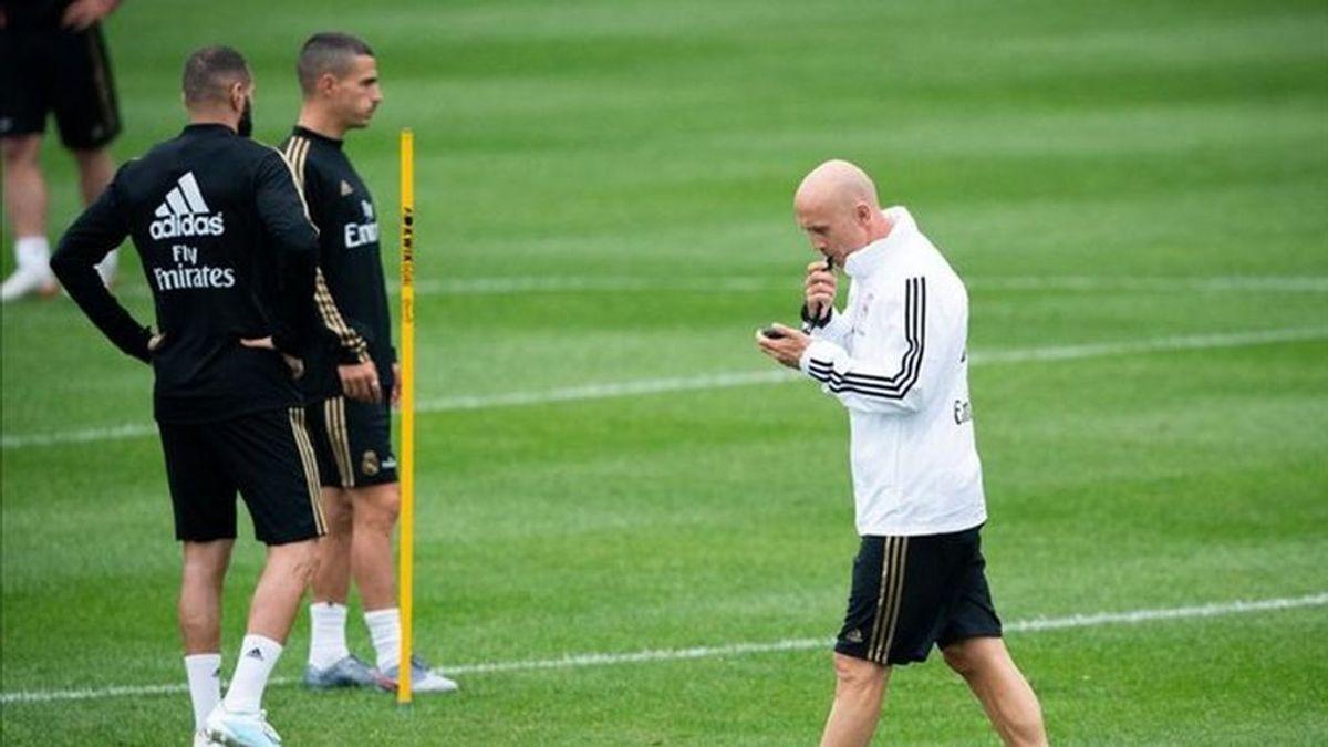 El Real Madrid vuelve al trabajo: primero PCR y luego la vuelta a los entrenamientos