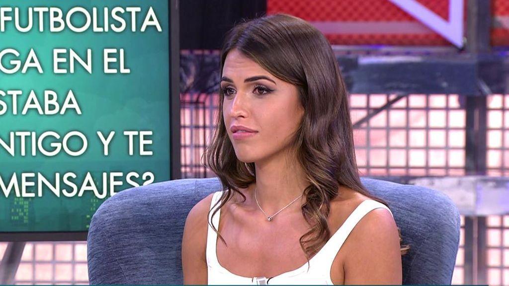 """El pasado de Sofía Suescun con un futbolista sale a la luz: """"Tenía mujer e hijos"""""""
