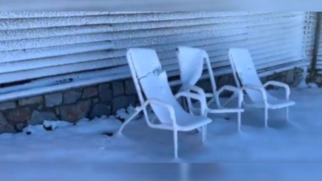Nieve en los Pirineos: el temporal sigue dejando huella en Cataluña