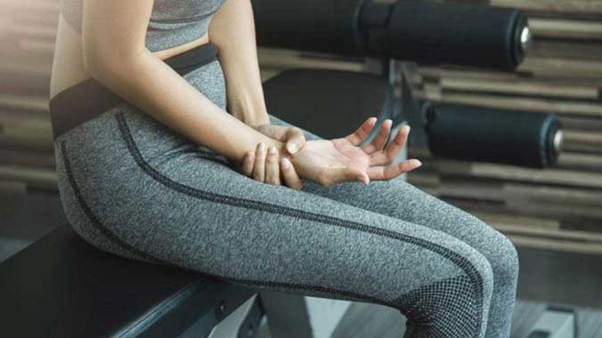 Muñeca abierta: síntomas de esta lesión deportiva y cómo ejercitarla