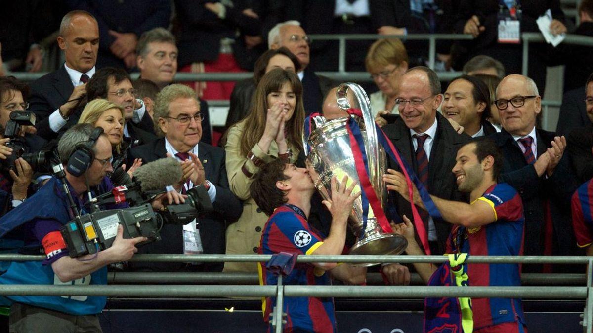 El Manchester City solicita a una productora audiovisual imágenes de Messi para empezar a preparar su presentación
