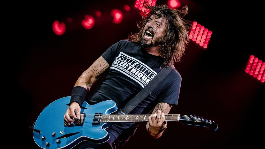 """Dave Grohl, de Foo Fighters, acepta el reto de una joven batería de 10 años: """"Gracias por la inspiración"""""""