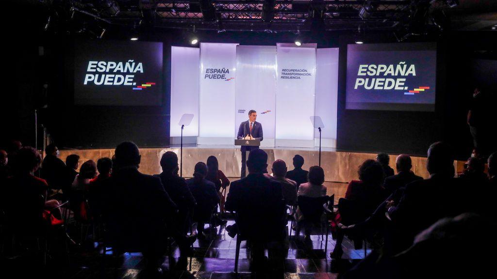 Sánchez, la unidad y el reparto de los millones