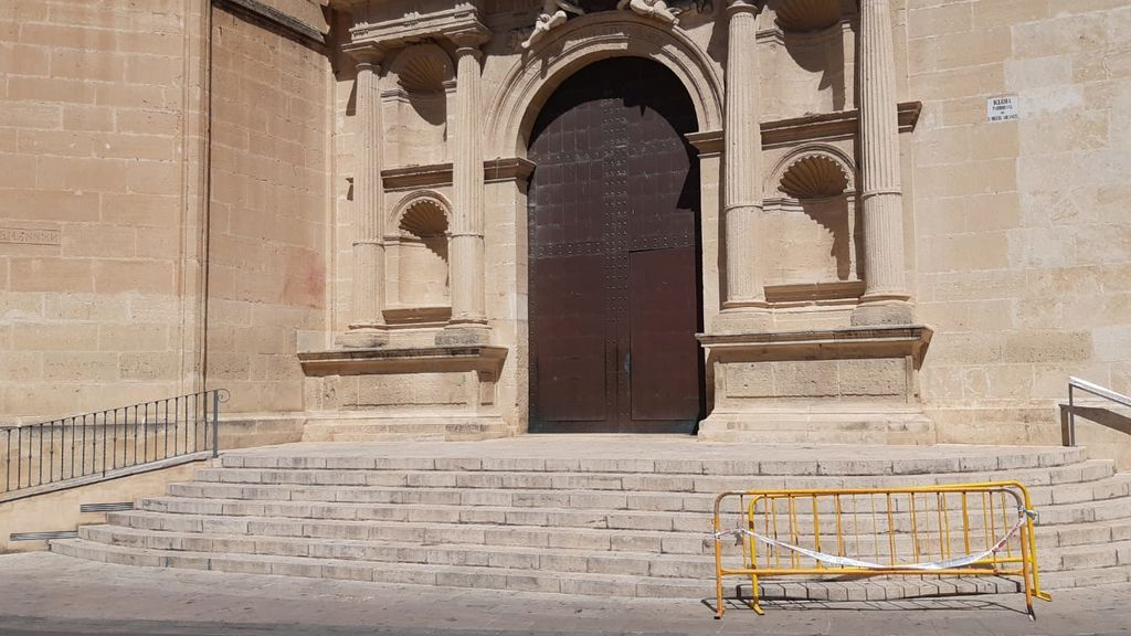 Iglesias cerradas