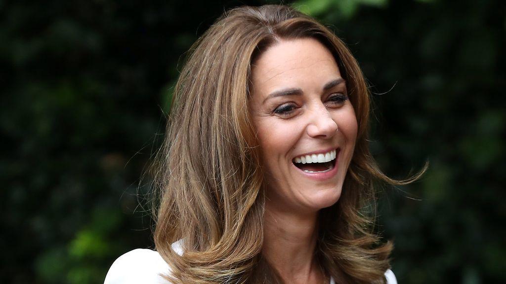 Kate Middleton se rinde a las firmas españolas: el vestido 'low cost' de Zara que ha lucido por 13 euros