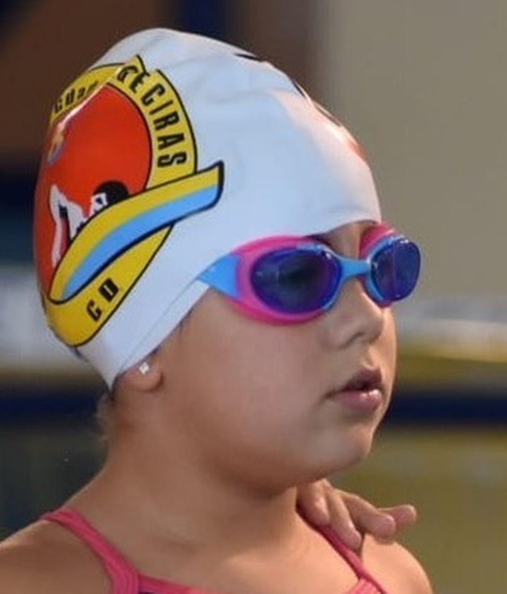 Paloma, la niña de nueve años que ha salvado de morir ahogada a otra de tres