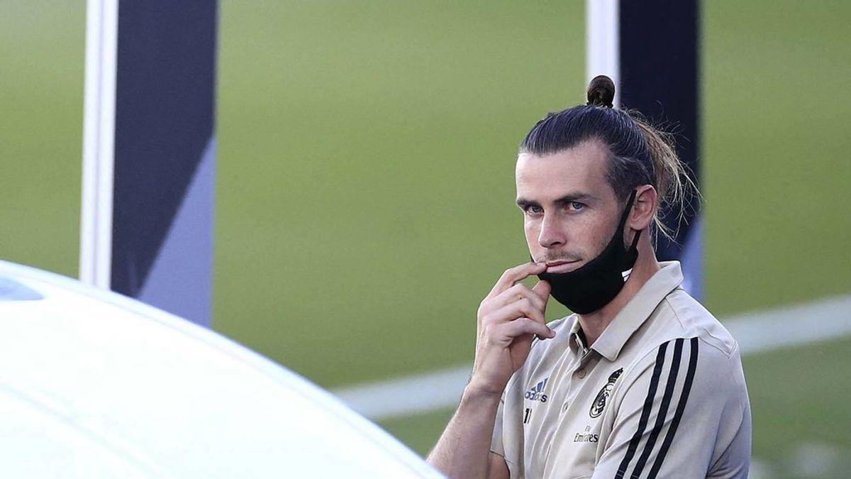 Bale no recibe ni una oferta para salir del Madrid: preocupación en los despachos del Bernabéu por su continuidad