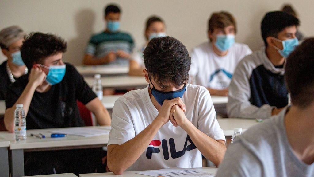 Medidas contra el coronavirus en las universidades: mascarilla obligatoria, ventanas abiertas y modelo mixto