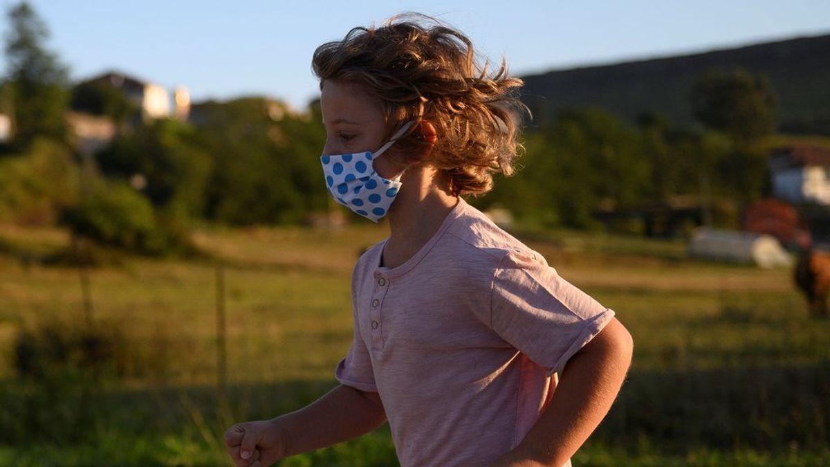 Las mascarillas que debe llevar tu hijo al colegio: higiénicas, dos al día y bien ajustadas