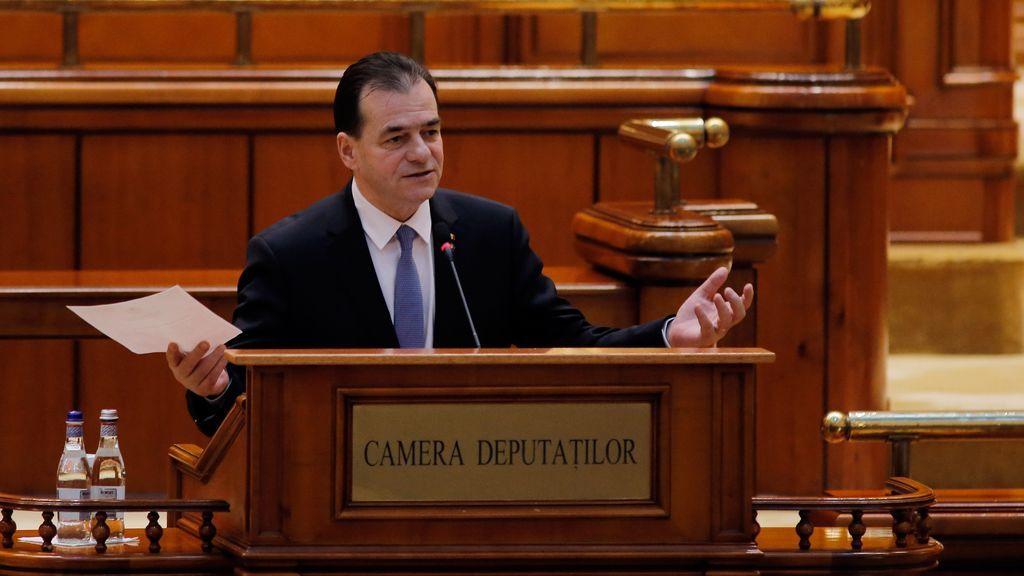Rumanía : el gobierno se enfrenta este lunes a una moción censura por su gestión de la pandemia