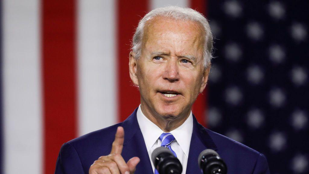 Biden condena el asesinato de un hombre en Portland