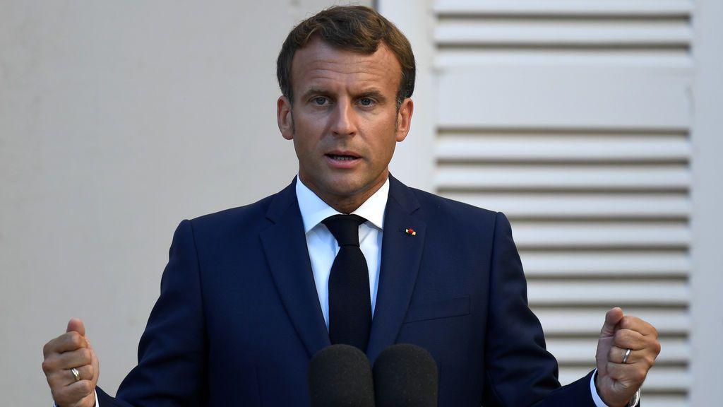 """Francia: último día de ERTE para las profesiones domiciliarias a la espera del """"plan país"""" de Macron"""