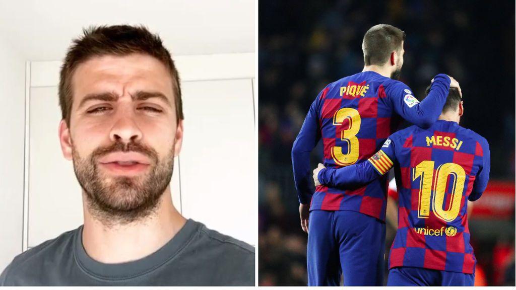 """Piqué presume de vacaciones en Maldivas y la afición se le echa encima: """"Se te ve muy preocupado por la situación del Barça"""""""