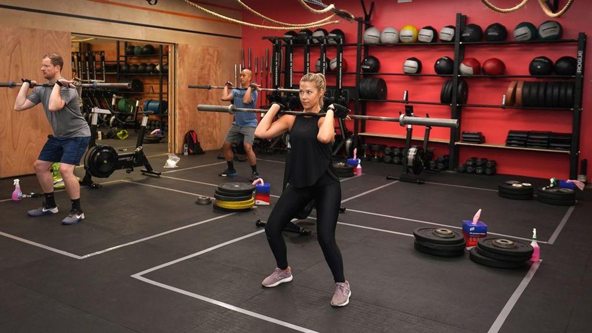 Movimientos de CrossFit: conoce su nombre, significado y cómo hacerlos