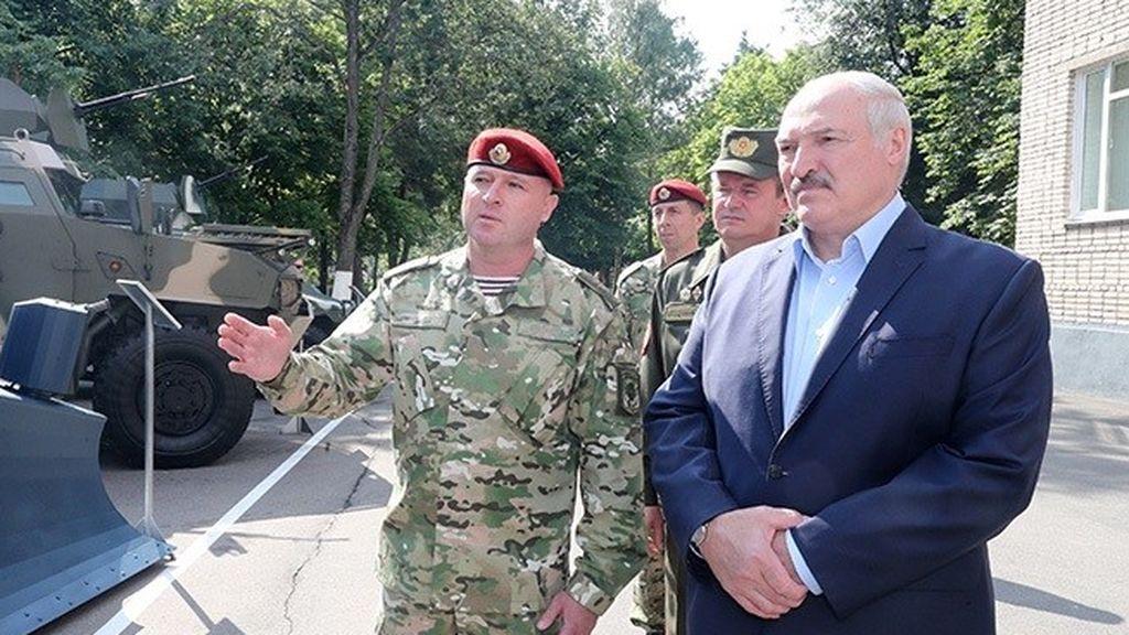 Llos estados bálticos imponen sanciones contra Lukashenko y  otros funcionarios de Bielorrusia