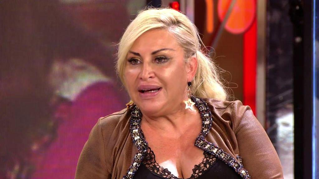 Raquel Mosquera desvela qué dijo de ella Rocío Jurado al conocerla