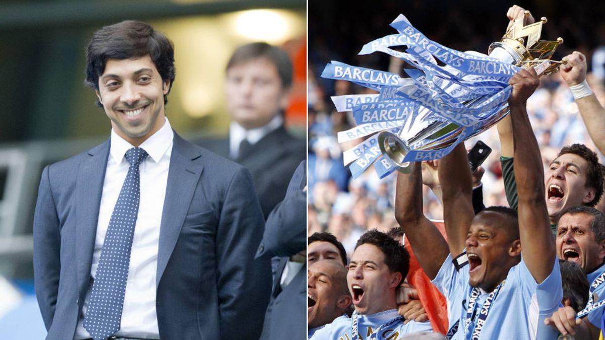 Mansour: el jeque del City que quiere a Messi, amigo de Juan Carlos I y con una fortuna de 30.000 millones