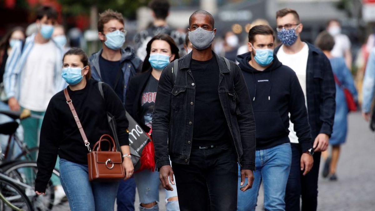 Descienden levemente los casos de coronavirus en Europa