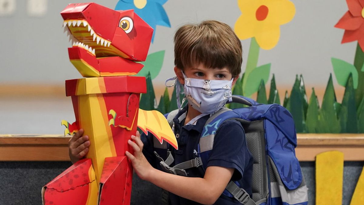 Los pediatras advierten: con 37,5 de fiebre los niños no deben ir al colegio