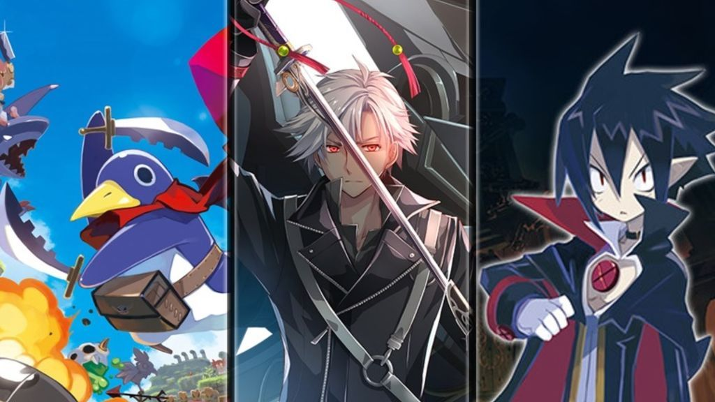 Prinny 1-2: Exploded and Reloaded, Trails of Cold Steel IV y Disgaea 4 Complete