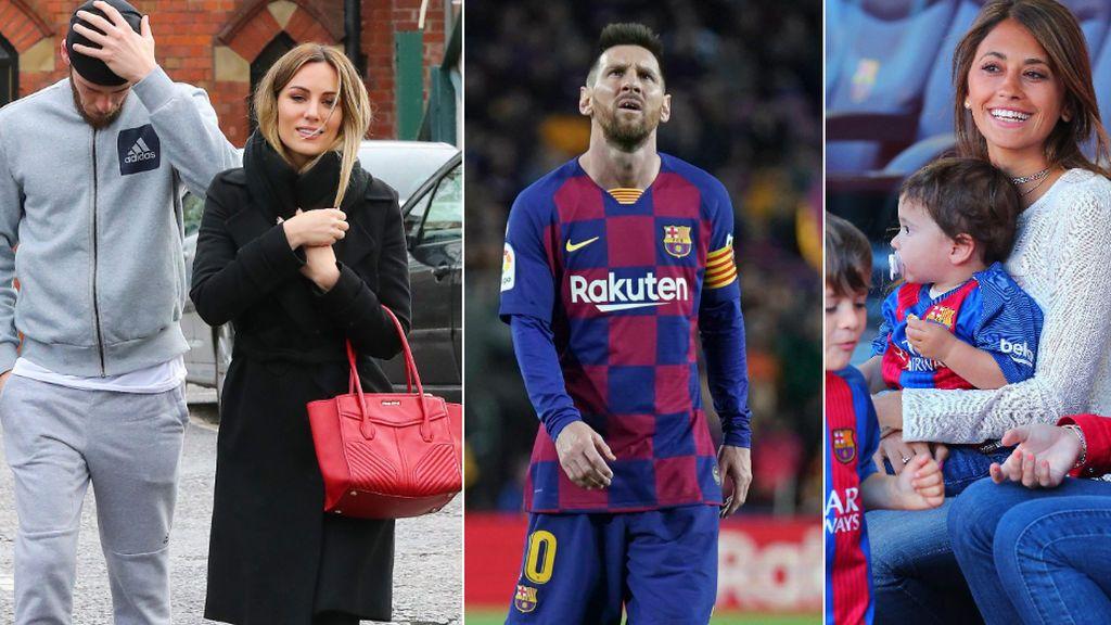 El consejo de Edurne y jugadores argentinos , la comida y el clima: el cambio de Messi de Barcelona a Manchester