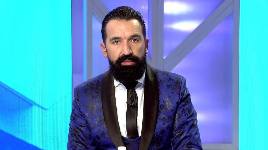 Miguel Lago da la cara después de liarla en Twitter y responde a las críticas