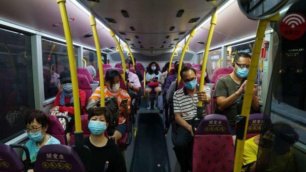 El coronavirus podría propagarse a través del aire acondicionado de los autobuses, advierten desde China
