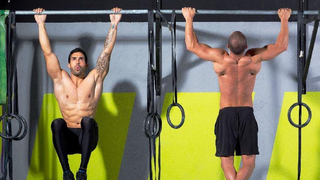 Puesta a punto para hacer fitness en el gimnasio