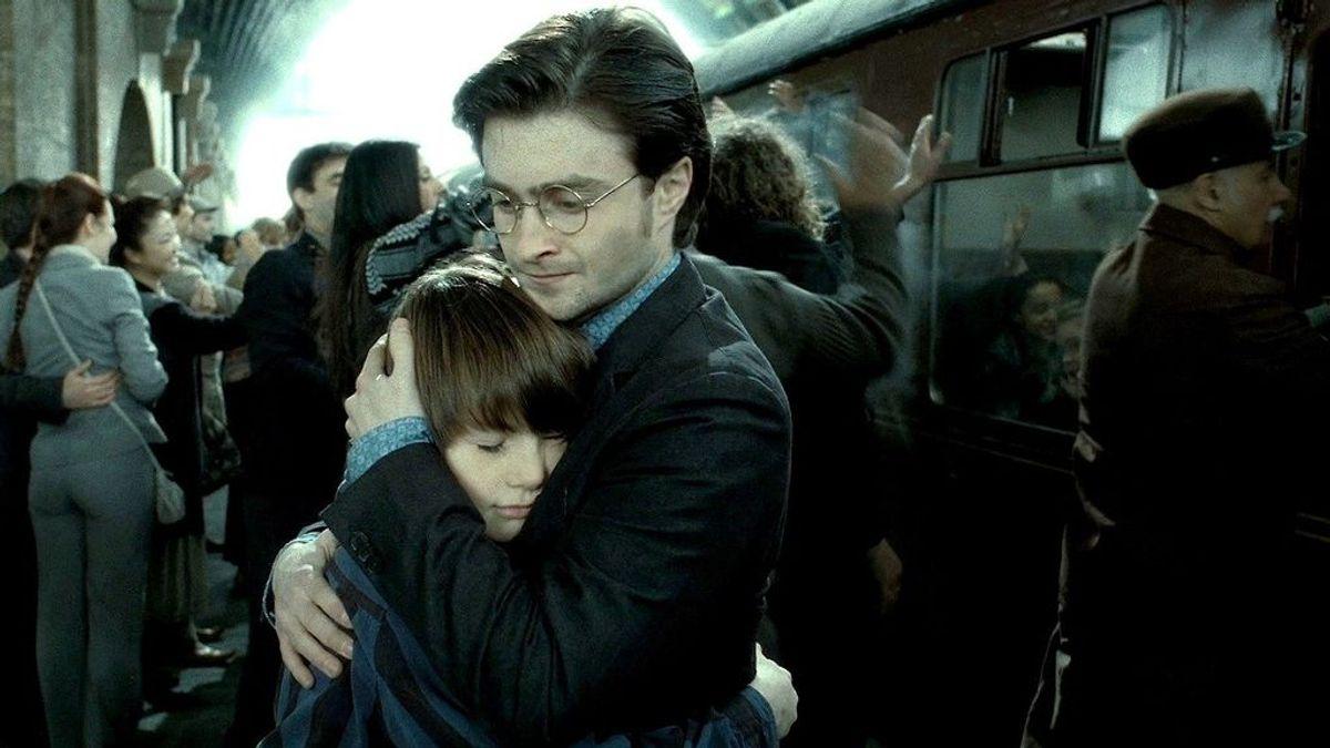 Ilusión Harry Potter
