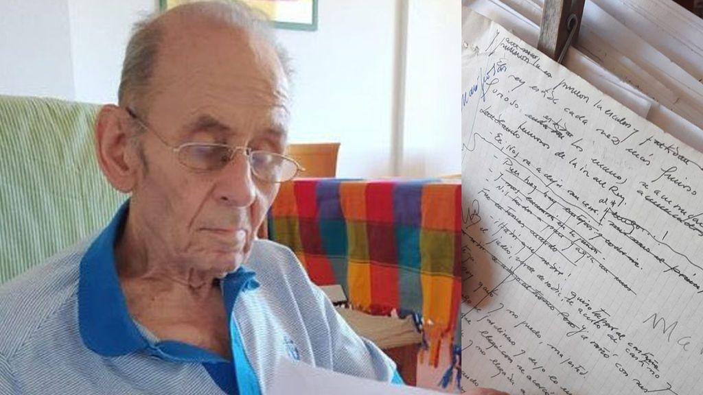 """El autor de 'Fray Perico y su borrico' lanza un mensaje de ánimo a los profesores: """"¡Que mis personajes os acompañen!"""""""
