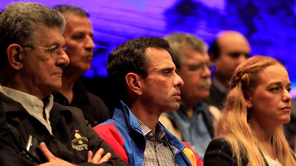 Indulto masivo a opositores de Maduro en Venezuela