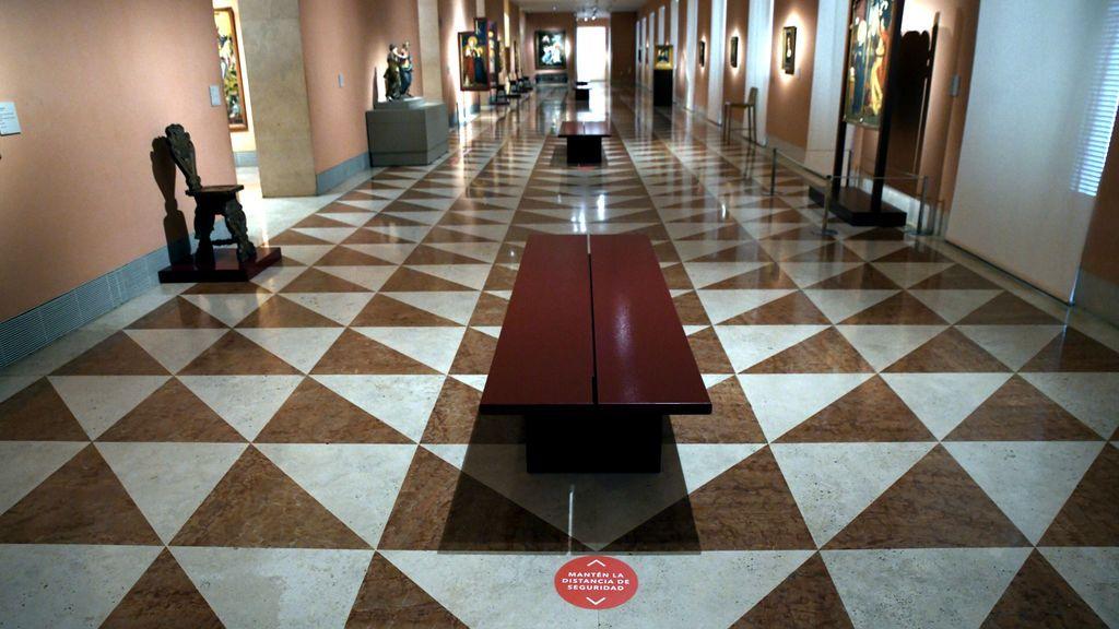 """El Museo Thyssen rebaja el precio de su entrada a 9 euros ante """"la situación general"""" en España"""