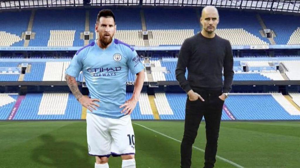 City oferta Messi