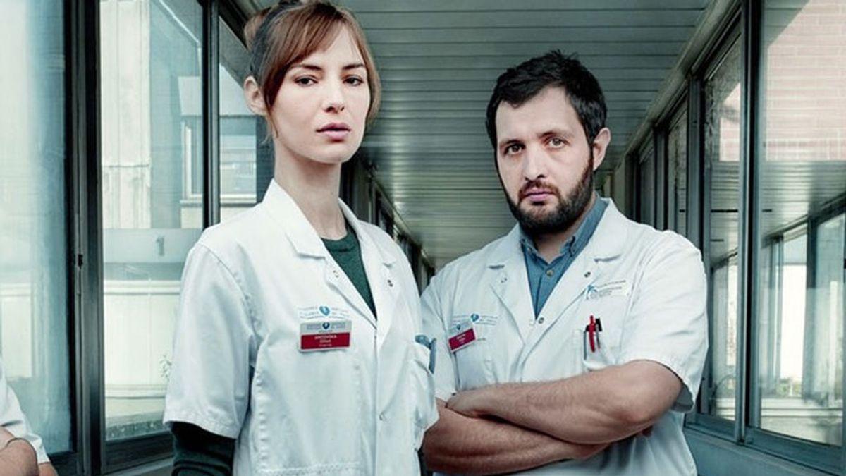 'Hipócrates', serie de Canal + en Filmin