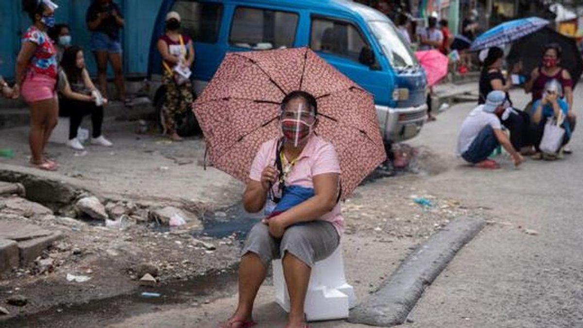 Filipinas amplía la cuarentena en Manila,  la más larga del mundo