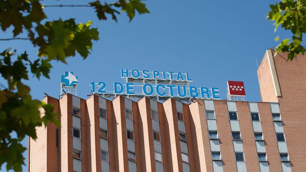Las camas de UCI del Hospital 12 de Octubre ya están al 60% de su ocupación