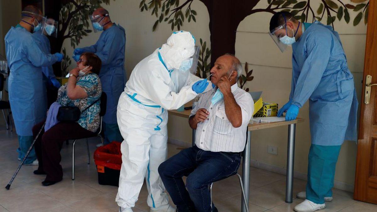 Los contagios, en incremento constante: España roza los 100.00 diagnosticados en solo dos semanas