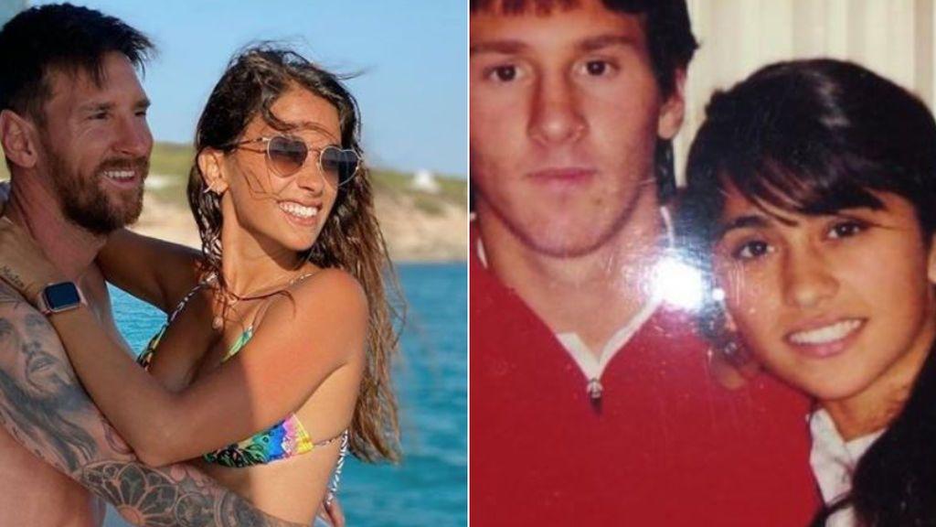 Del romance en Argentina, a los hijos en Barcelona: Antonella, el gran apoyo de Messi en su salida del club