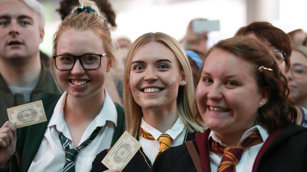 fans de Harry Potter