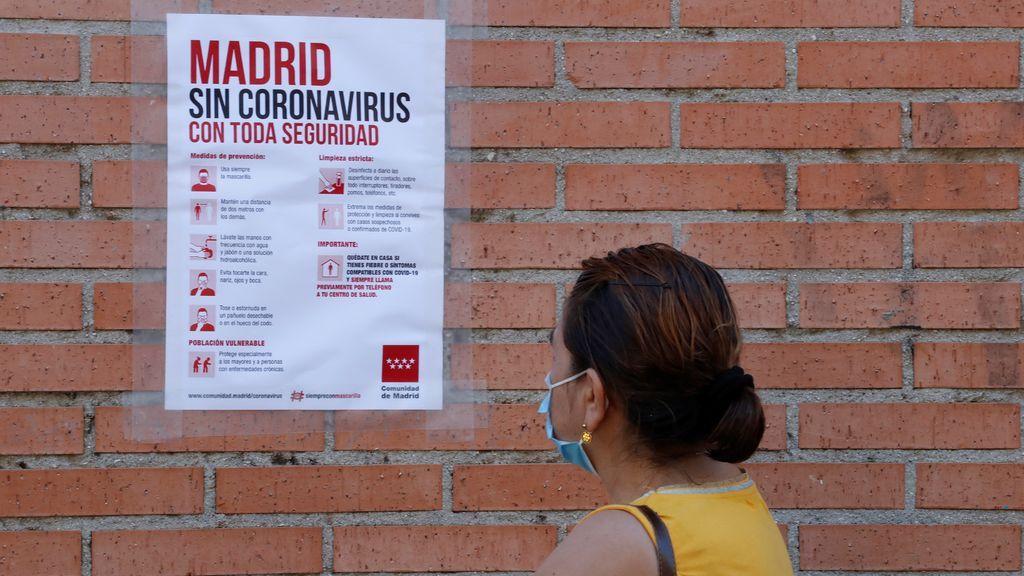 Madrid, de nuevo epicentro de la pandemia, ¿cómo ha vuelto a suceder?