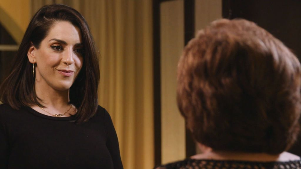 """El cara a cara más sincero y emocionante de Ruth con su madre: """"Gracias por tener el valor de darme la vida"""""""