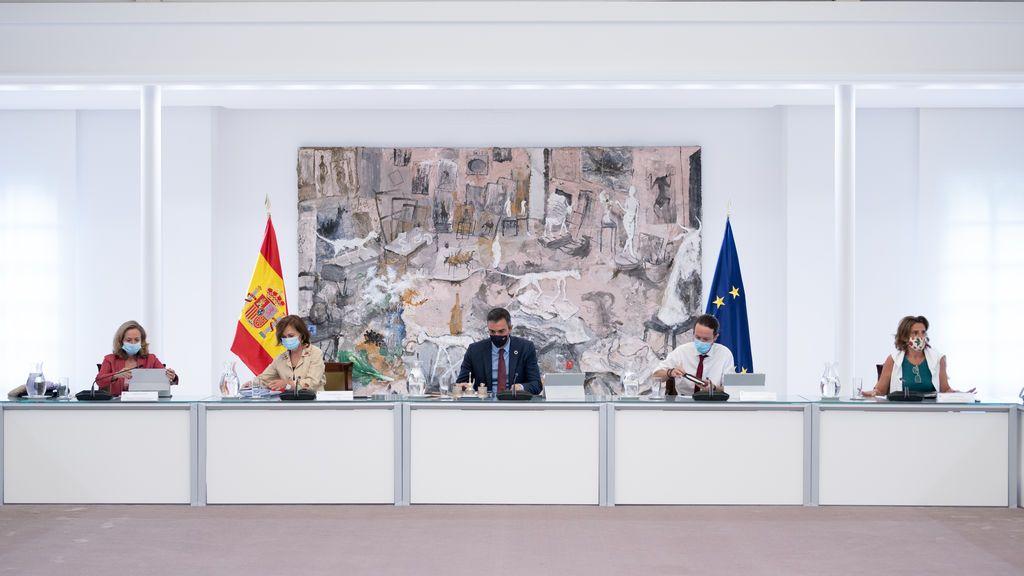 Montero..consejo de ministros