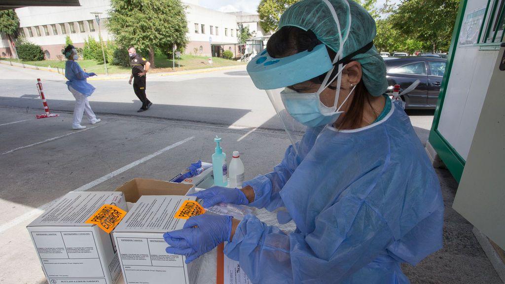 Andalucía roza los 1.000 contagios por coronavirus en un solo día