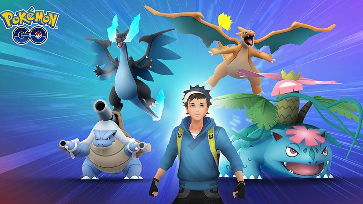 Pokémon GO: Megaevoluciones