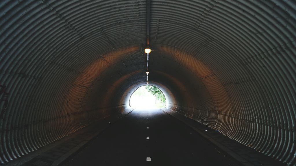 El efecto túnel está asociado a malas prácticas de conducción.