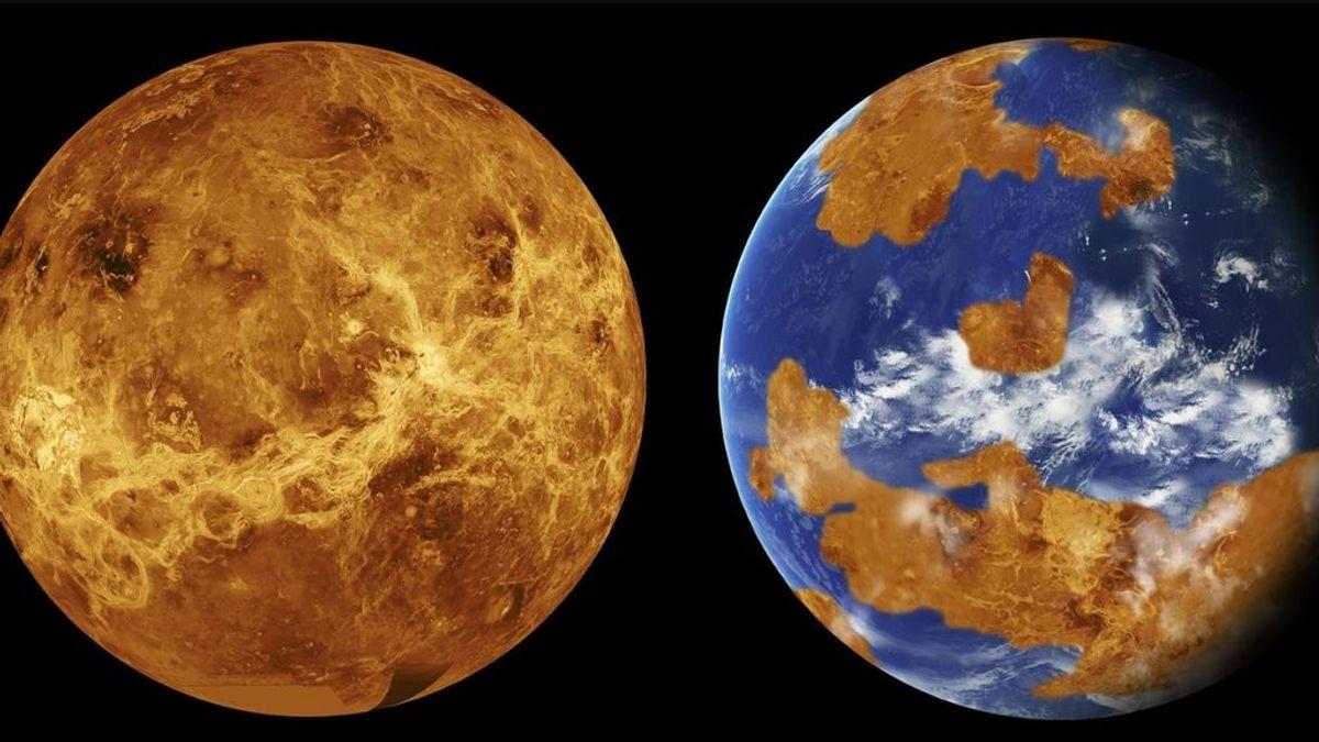 Si Venus tuvo agua como se piensa, pudo ser habitable durante 3.000 millones de años