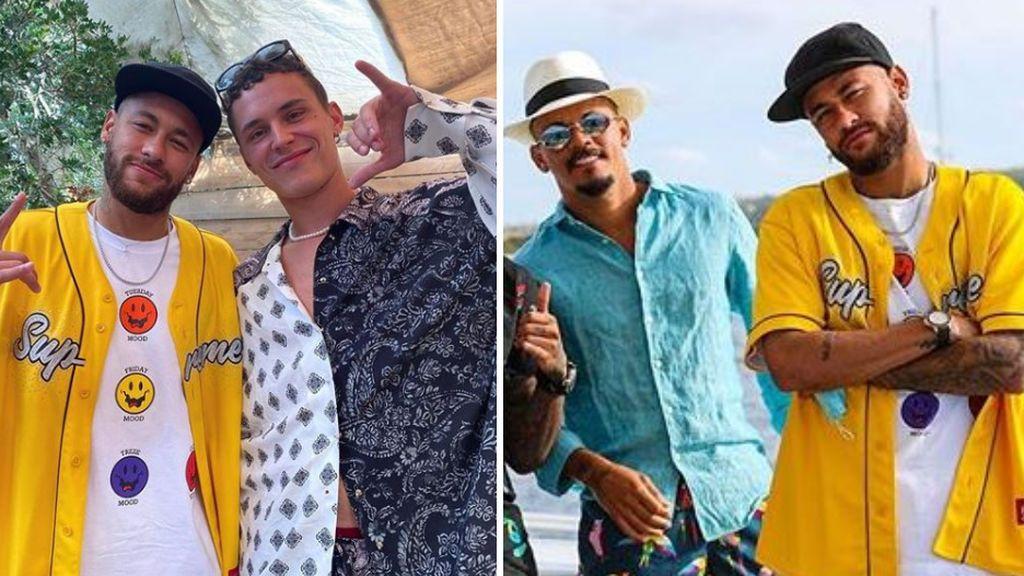 Neymar, positivo en coronavirus tras regresar de vacaciones de Ibiza
