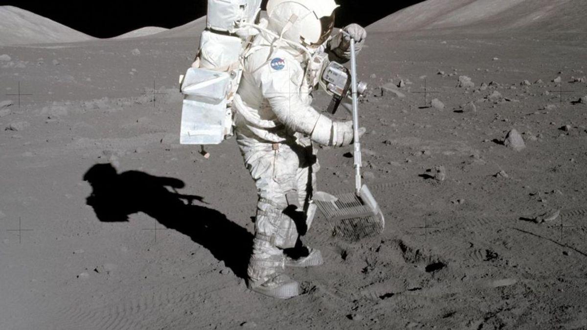 Plumero contra el polvo lunar: cómo funciona la nueva herramienta de los astronautas