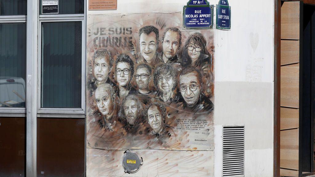 Comienza en Francia el juicio por el atentado contra 'Charlie Hebdo'