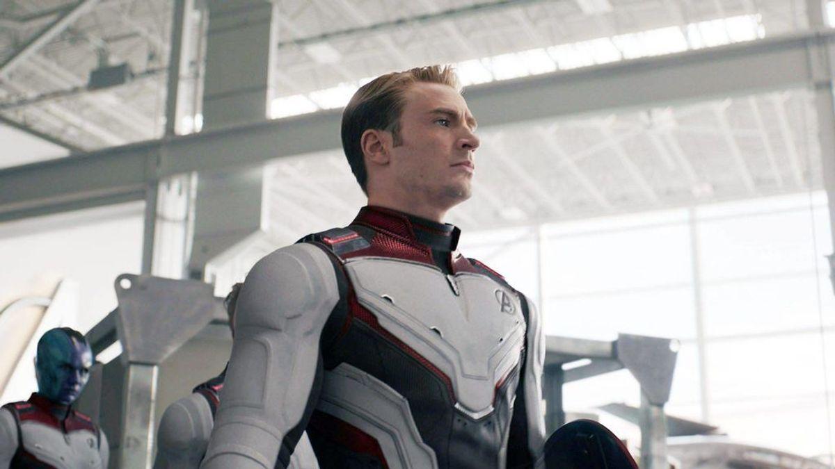 """Chris Evans casi rechaza el papel de 'Capitán América' por la ansiedad: """"No estoy seguro de si esto es para mí"""""""
